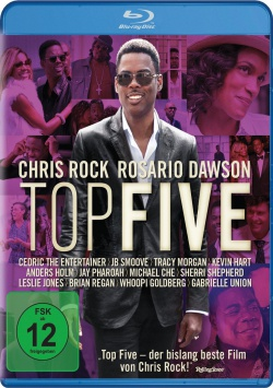 Top Five – Blu-ray