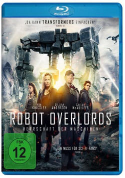 Robot Overlords – Blu-ray