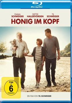 Honig im Kopf – Blu-ray