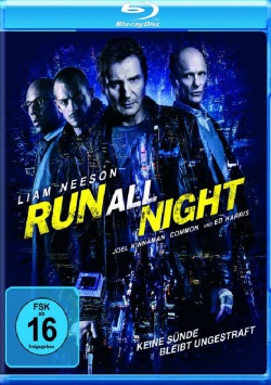 Run All Night – Blu-ray
