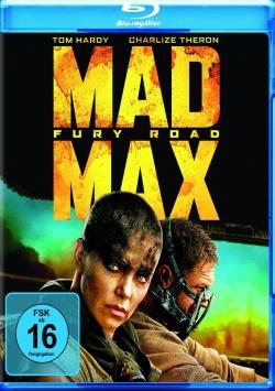 Mad Max - Fury Road – Blu-ray
