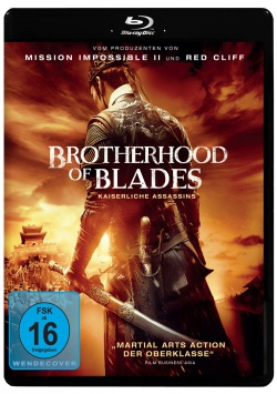 Brotherhood of Blades – DVD