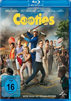 Cooties – DVD