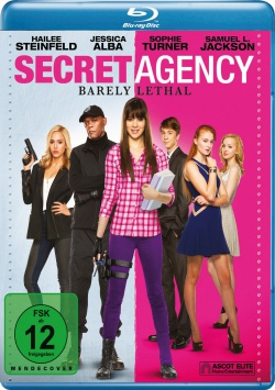 Secret Agency – Blu-ray