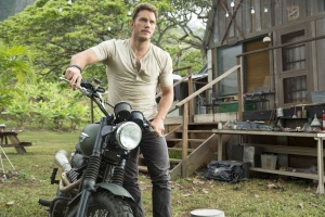Jurassic World – Blu-ray