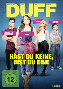 DUFF – Hast du keine, bist du eine! - DVD