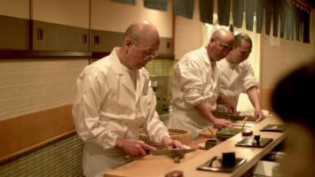 Jiro und das beste Sushi der Welt – Blu-ray
