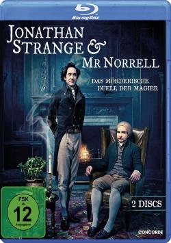 Jonathan Strange & Mr. Norrell – Blu-ray