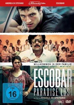 Escobar – Paradise Lost - DVD