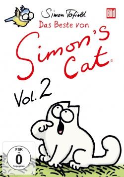 The Best of Simon`s Cat Vol. 2- DVD