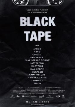 Blacktape – Tickets für Preview und Party zu gewinnen