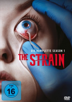 The Strain Staffel 1 - DVD
