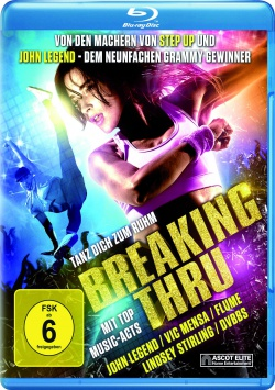 Breaking Thru – Blu-ray