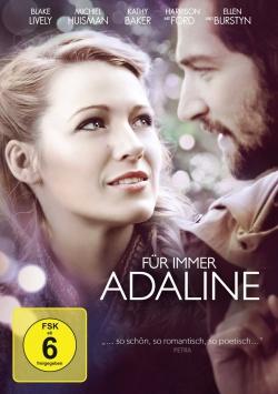 Für immer Adaline - DVD