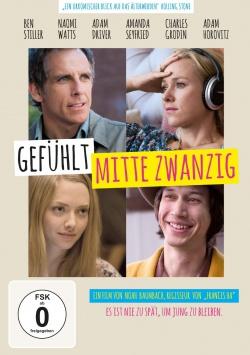 Gefühlt Mitte Zwanzig – DVD
