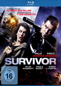 Survivor – Blu-ray