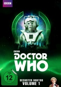 Doctor Who – Sechster Doktor Volume 1 - DVD