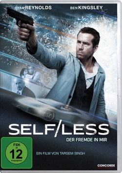 Self/Less – Der Fremde in dir – Blu-ray