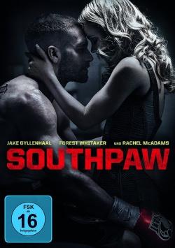 Southpaw – DVD