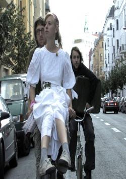 Die Liebe und Viktor - Berliner Indie-Komödie in Offenbacher Fahrrad-Kino