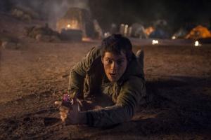 Maze Runner – Die Auserwählten in der Brandwüste – Blu-ray