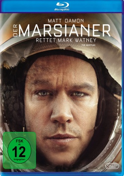 Der Marsianer – Rettet Mark Watney – Blu-Ray