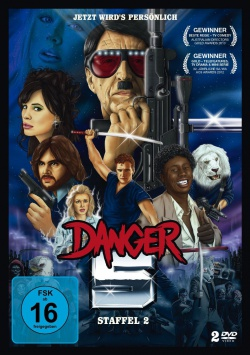 Danger 5 – Die komplette zweite Staffel - DVD