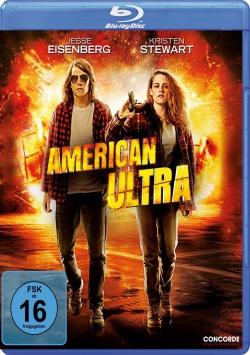 American Ultra – Blu-ray