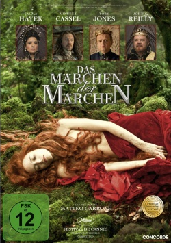 Das Märchen der Märchen – DVD