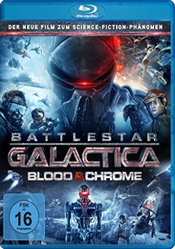 Battlestar Galactica: Blood & Chrome – Blu-ray