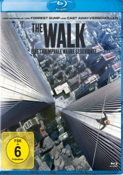 The Walk – Blu-ray