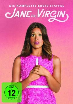 Jane the Virgin – Die komplette erste Staffel - DVD
