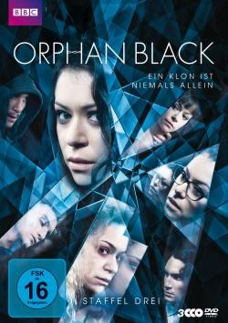 Orphan Black – Staffel 3 - DVD