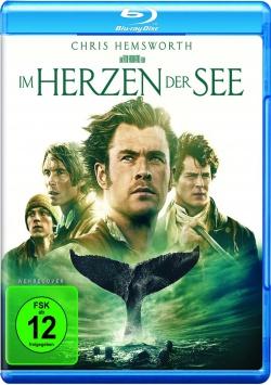 Im Herzen der See – Blu-ray