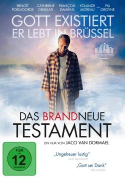 Das Brandneue Testament - DVD