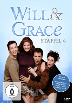 Will & Grace – Staffel 6 - DVD
