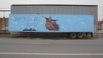 Banksy does New York – DVD