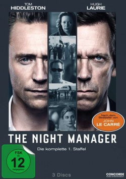 The Night Manager - Die komplette 1. Staffel – DVD