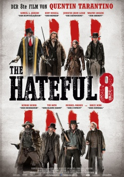 The Hateful Eight – Blu-ray