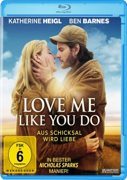 Love me like you do – Blu-ray