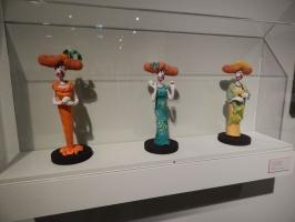 Wallace und Gromit zu Gast in Frankfurt:DIE KUNST VON AARDMAN