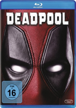 Deadpool – Blu-ray