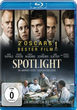 Spotlight – Blu-ray
