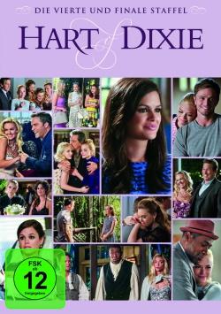 Hart of Dixie – Die vierte und finale Staffel - DVD