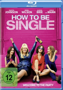How to be Single – Blu-ray