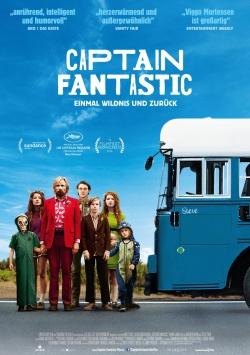 Captain Fantastic – Einmal Wildnis und zurück