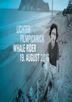 Filmpicknick: Whale Rider am Mainufer