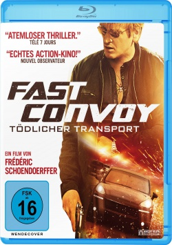 Fast Convoy – Tödlicher Transport – Blu-ray