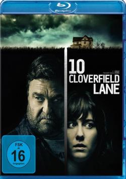 10 Cloverfield Lane – Blu-ray