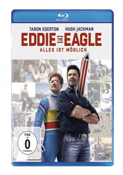 Eddie the Eagle – Alles ist möglich – Blu-ray